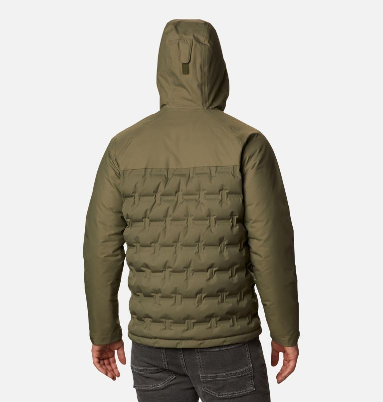 Grand Trek™ Down Jacket | 397 | XXL Giacca Grand Trek Down da uomo, Stone Green, back