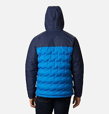 Doudoune Grand Trek Homme Grand Trek™ Down Jacket | 010 | L, Bright Indigo, Collegiate Navy, back