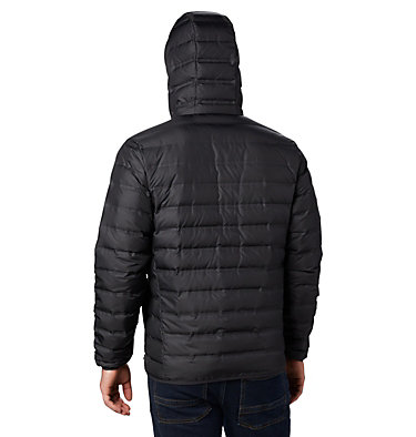 Lake 22 Daunenjacke mit Kapuze für Herren Lake 22™ Down Hooded Jacket | 010 | L, Black, back
