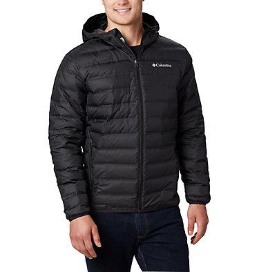 Lake 22 Daunenjacke mit Kapuze für Herren Lake 22™ Down Hooded Jacket | 010 | L, Black, front
