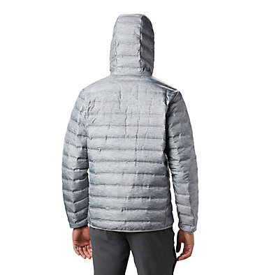 Lake 22™ Down Hooded Jacket Lake 22™ Down Hooded Jacket | 039 | L, Columbia Grey Heather, back