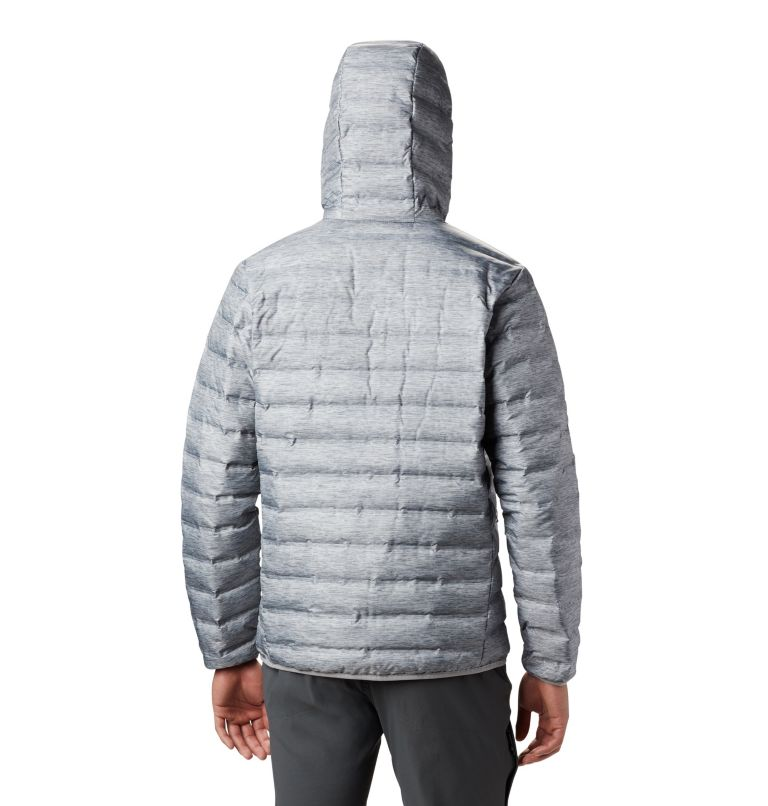 Men's Lake 22 Down Hooded Jacket Men's Lake 22 Down Hooded Jacket, back