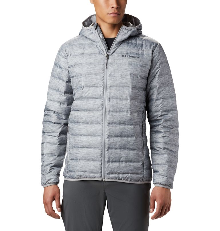 Men's Lake 22 Down Hooded Jacket Men's Lake 22 Down Hooded Jacket, front