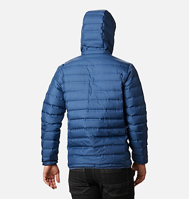 Lake 22 Daunenjacke mit Kapuze für Herren Lake 22™ Down Hooded Jacket | 010 | L, Night Tide, Collegiate Navy, back