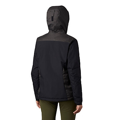 Tipton Peak™ Isolationsjacke für Frauen Tipton Peak™ Insulated Jacket | 463 | M, Black, back