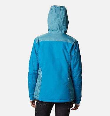 Women's Tipton Peak™ Insulated Jacket Tipton Peak™ Insulated Jacket | 463 | M, Fjord Blue, Canyon Blue, back