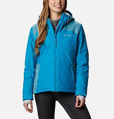 Women's Tipton Peak™ Insulated Jacket Tipton Peak™ Insulated Jacket | 463 | M, Fjord Blue, Canyon Blue, front
