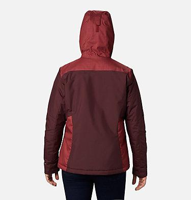 Women's Tipton Peak™ Insulated Jacket Tipton Peak™ Insulated Jacket | 671 | S, Malbec, Marsala Red, back