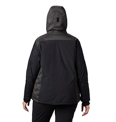 Women's Tipton Peak™ Insulated Jacket - Plus Size Tipton Peak™ Insulated Jacket   671   1X, Black, back