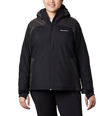 Women's Tipton Peak™ Insulated Jacket - Plus Size Tipton Peak™ Insulated Jacket   671   1X, Black, front