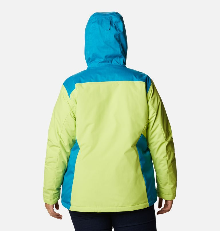 Women's Tipton Peak™ Insulated Jacket - Plus Size Women's Tipton Peak™ Insulated Jacket - Plus Size, back