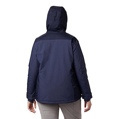 Women's Tipton Peak™ Insulated Jacket - Plus Size Tipton Peak™ Insulated Jacket   671   1X, Nocturnal, Dark Nocturnal, back