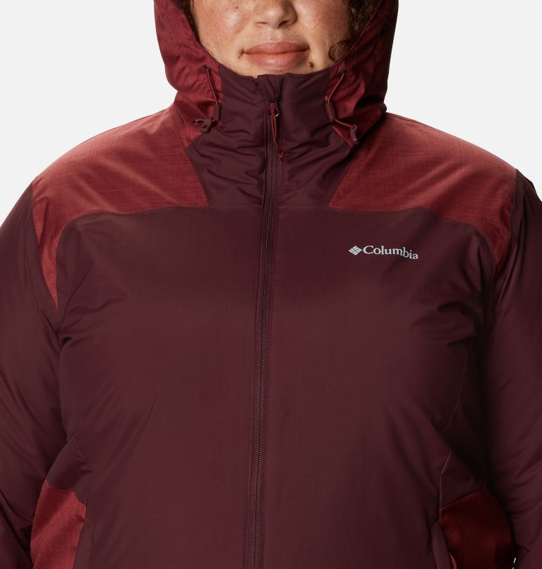Women's Tipton Peak™ Insulated Jacket - Plus Size Women's Tipton Peak™ Insulated Jacket - Plus Size, a2