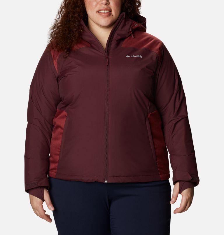 Women's Tipton Peak™ Insulated Jacket - Plus Size Women's Tipton Peak™ Insulated Jacket - Plus Size, front