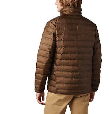 Lake 22™ Down Jacket Lake 22™ Down Jacket | 319 | 2X, Olive Green Heather, back