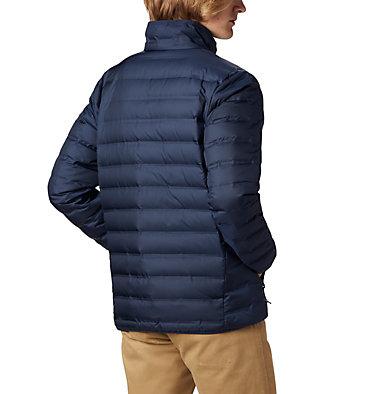 Manteau en duvet Lake 22™ pour homme Lake 22™ Down Jacket | 010 | 2XT, Collegiate Navy, back