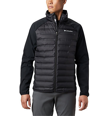 Men's Lake 22 Hybrid Down Jacket , front