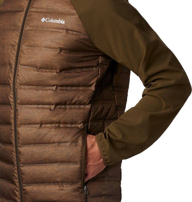 Lake 22™ Hybrid Down Jacket Lake 22™ Hybrid Down Jacket, a1