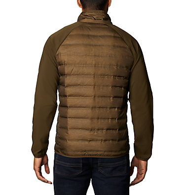 Lake 22™ Hybrid Down Jacket Lake 22™ Hybrid Down Jacket | 039 | XL, Olive Green Heather, Olive Green, back
