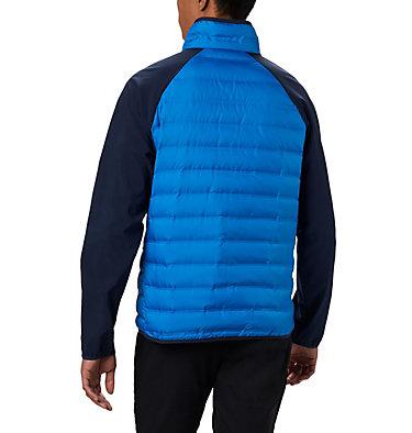 Men's Lake 22 Hybrid Down Jacket , back
