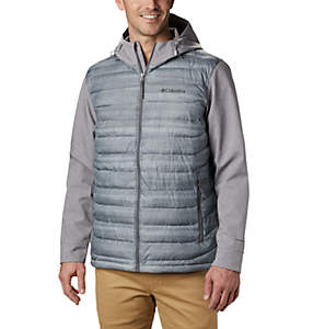 Men's Powder Lite™ Hybrid Insulated Jacket