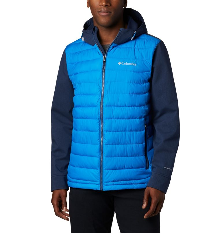 Powder Lite™ Hybrid Jacket Powder Lite™ Hybrid Jacket, front