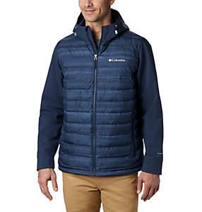 Men's Powder Lite™ Hybrid Insulated Jacket