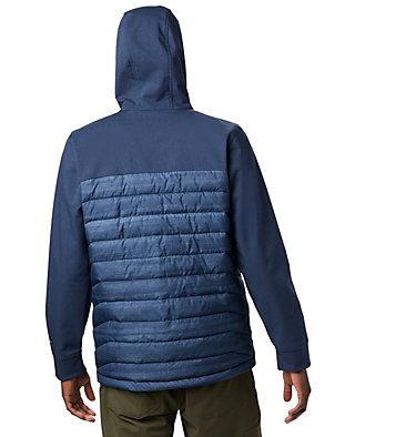 Men's Powder Lite Hybrid Jacket , back