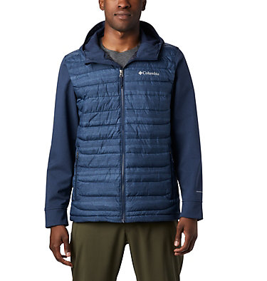 Men's Powder Lite Hybrid Jacket , front