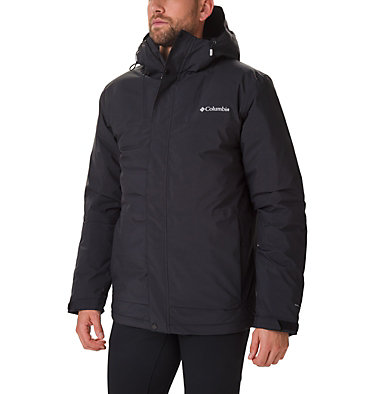 Men's Horizon Explorer Insulated Jacket Horizon Explorer™ Insulated Ja | 478 | XL, Black, front