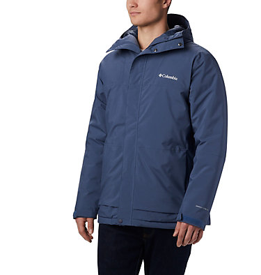 Men's Horizon Explorer Insulated Jacket – Plus Size , front