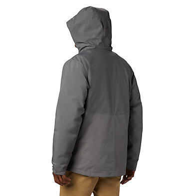 Men's Tolt Track™ Interchange Jacket Tolt Track™ Interchange Jacket | 478 | XL, City Grey, back