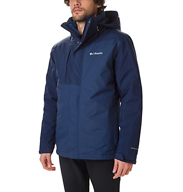 Men's Tolt Track Interchange Jacket , front