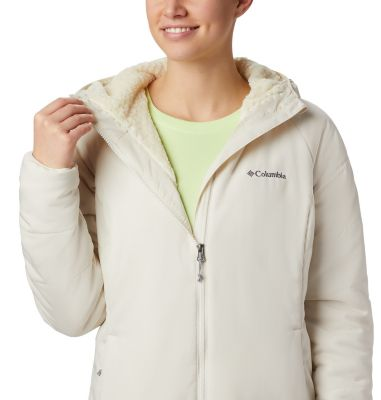 Columbia Women/'s Kruser Ridge II Plush Softshell Jacket Water repellent Windbreaker