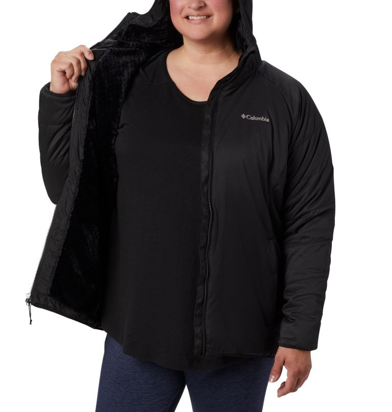 Women's Kruser Ridge™ II Plush Softshell Jacket - Plus Size Women's Kruser Ridge™ II Plush Softshell Jacket - Plus Size, a3