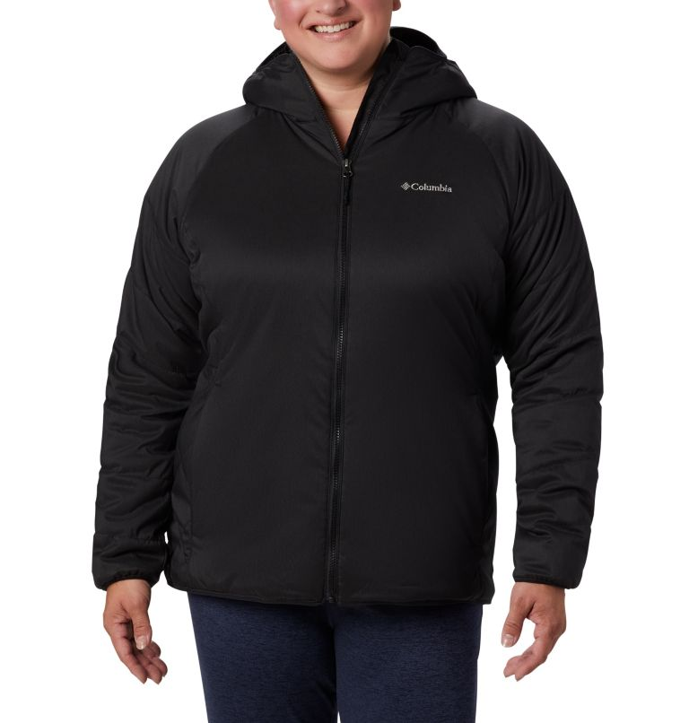 Women's Kruser Ridge™ II Plush Softshell Jacket - Plus Size Women's Kruser Ridge™ II Plush Softshell Jacket - Plus Size, front