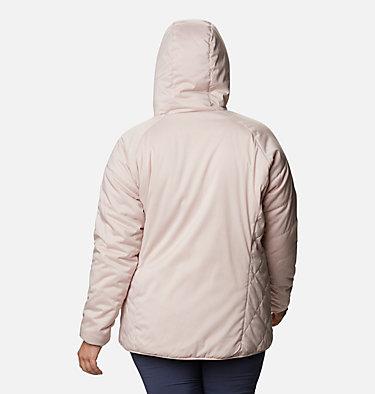 Women's Kruser Ridge™ II Plush Softshell Jacket - Plus Size Kruser Ridge™ II Plush Softshell Jacket | 618 | 2X, Mineral Pink Heather, back