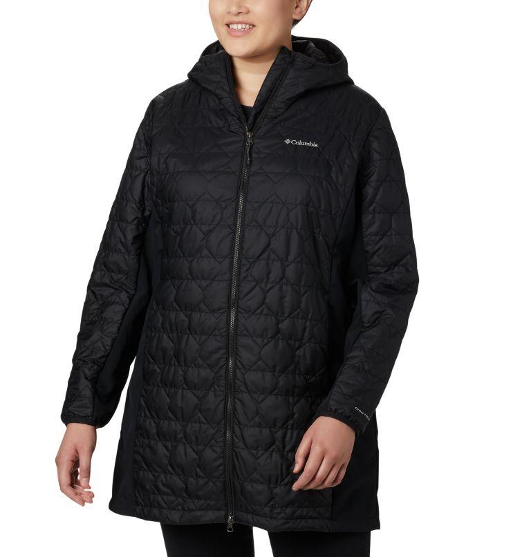 Women's Seneca Basin™ Mid Hybrid Jacket - Plus Size Women's Seneca Basin™ Mid Hybrid Jacket - Plus Size, front