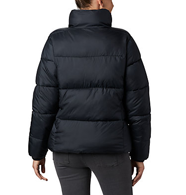 Manteau Puffect™ pour femme Puffect™ Jacket | 010 | L, Black, back
