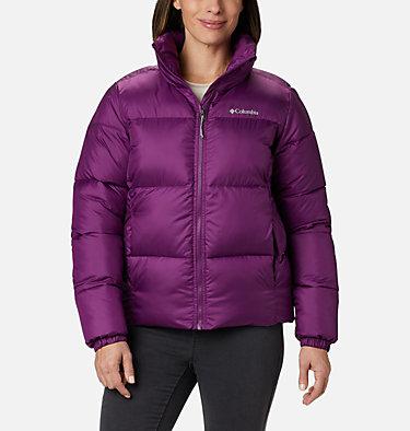 Giacca Puffect™ da donna Puffect™ Jacket | 010 | L, Plum, front