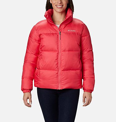 Giacca Puffect™ da donna Puffect™ Jacket | 010 | L, Bright Geranium, front