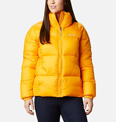 Women's Puffect™ Jacket Puffect™ Jacket | 010 | L, Bright Marigold, front