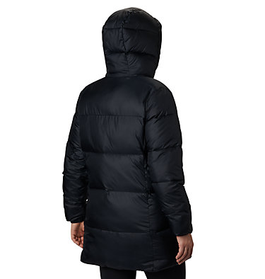 Puffect™ Mid Hooded Jacket Puffect™ Mid Hooded Jacket | 658 | L, Black, back