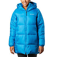 Deals on Columbia Womens Puffect Mid Hooded Jacket