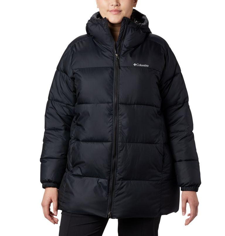 Manteau à capuchon mi-long Puffect™ pour femme Manteau à capuchon mi-long Puffect™ pour femme, front