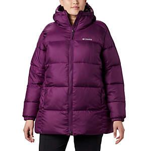 Women's Puffect™ Mid Hooded Jacket - Plus Size