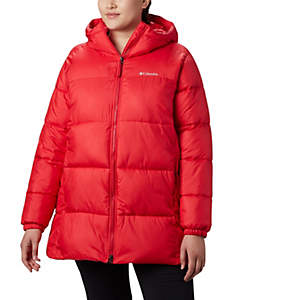 Women's Puffect™ Mid Hooded Jacket - Plus Size