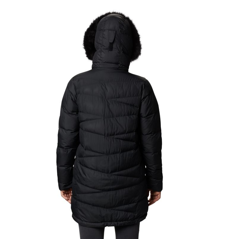 Peak to Park™ Mid Insulated Jacket | 010 | XL Women's Peak to Park™ Mid Insulated Jacket, Black, back