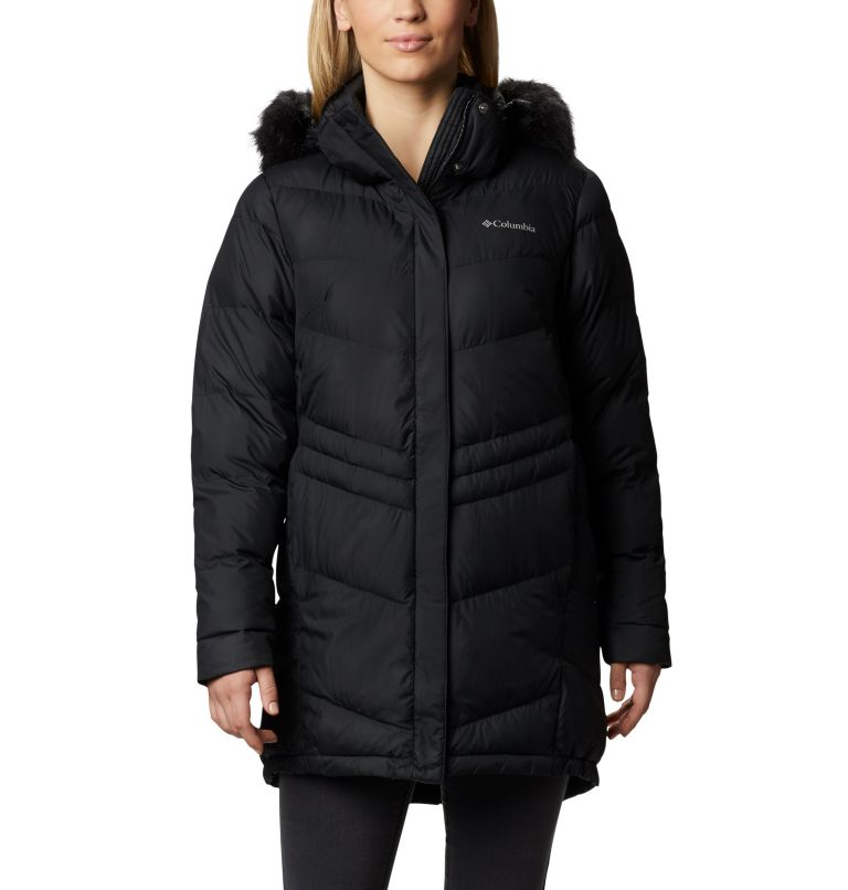 Peak to Park™ Mid Insulated Jacket | 010 | XL Women's Peak to Park™ Mid Insulated Jacket, Black, front