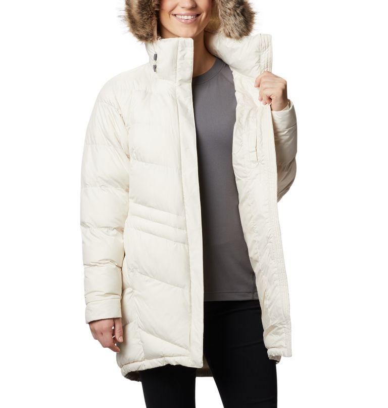 Peak to Park™ Mid Insulated Jacket | 191 | XL Women's Peak to Park™ Mid Insulated Jacket, Chalk, a3